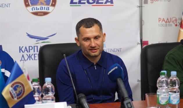 Роман Михайлив, фото ФК Львов