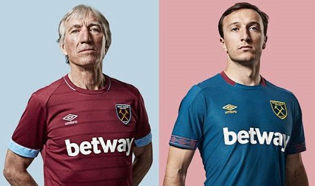 Билли Бондс и Марк Нобл, West Ham