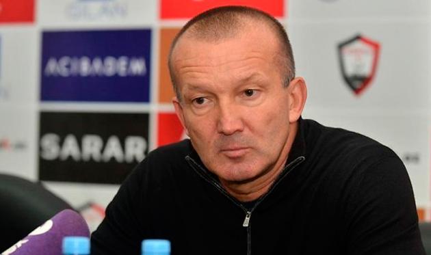 Григорчук объявил об уходе из Габалы