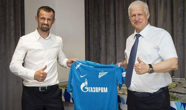 Фото ФК Зенит