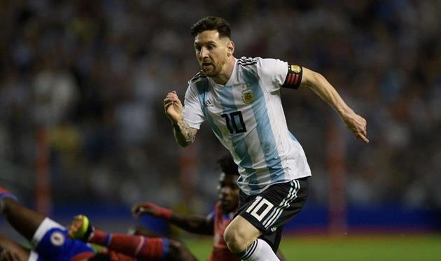 Аргентина — Гаити 4:0 Видео голов и обзор матча