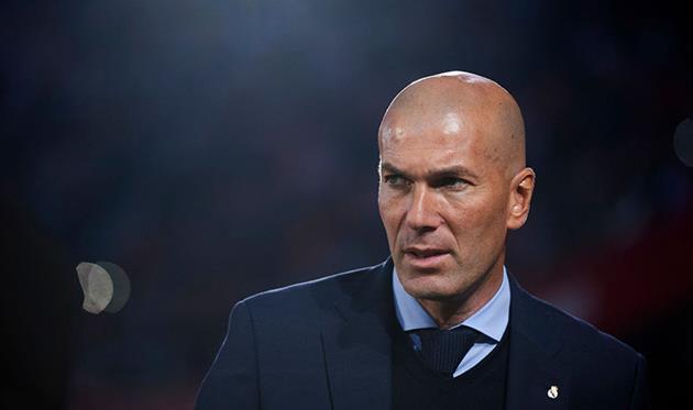 Зидан сегодня объявит об уходе из Реала