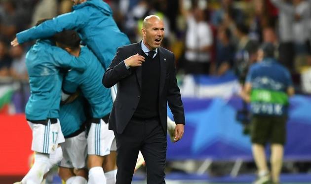 При Зидане Реал заработал на трансферах 95 миллионов евро