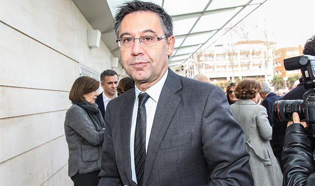 Хосеп Мария Бартомеу, Getty Images
