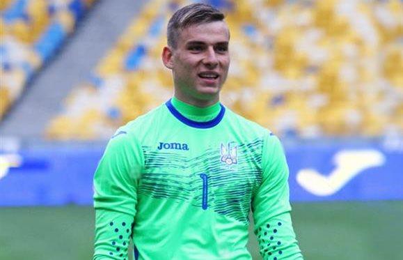 Андрей Лунин