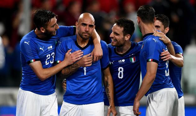 Италия - Нидерланды, Getty Images