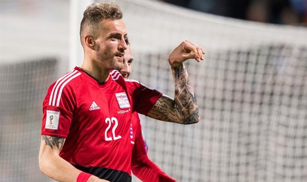 Орельен Жоаким, uefa.com