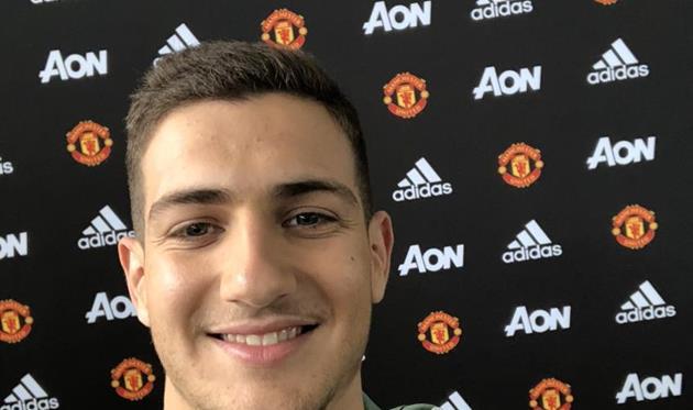Манчестер Юнайтед объявил о подписании Далота