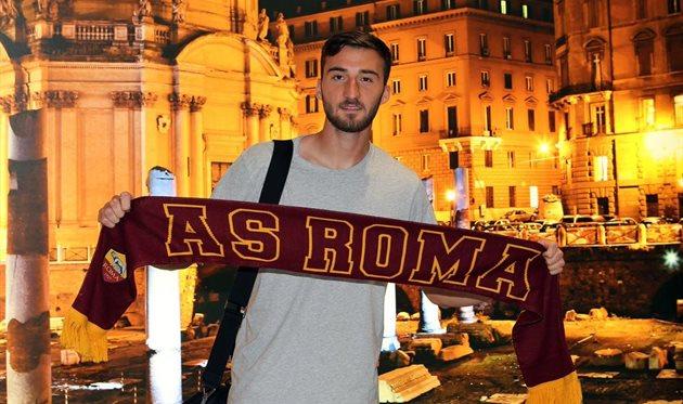 Рома подписала Кристанте
