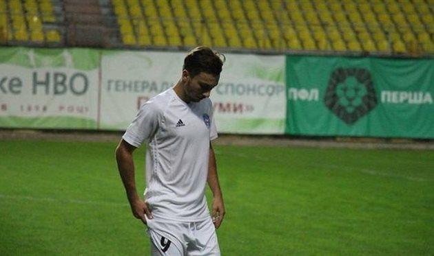 Ярослав Ямполь, фото: ФК Сумы
