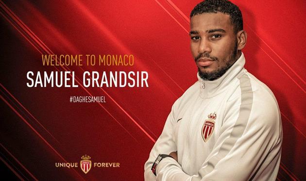 Монако подписал игрока молодежной сборной Франции