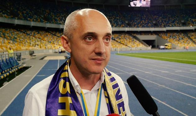 Игорь Собуцкий, фото: ФК Днепр-1