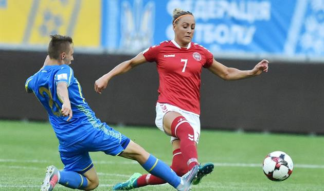 Тамила Химич, фото: ФФУ