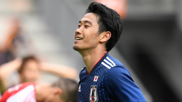 Япония - Парагвай