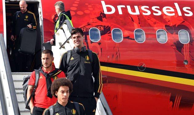 Читатели Football.ua уверены в победе сборной Бельгии в матче ЧМ-2018 против Панамы