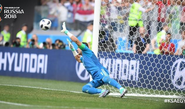 Саудовская Аравия — Египет 2:1 Видео голов и обзор матча ЧМ-2018
