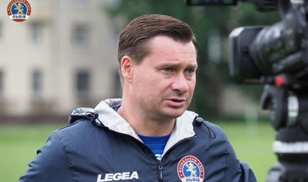 Андрей Демченко, фото ФК Львов