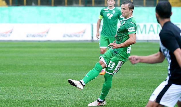 Сергей Мякушко, ФК Карпаты
