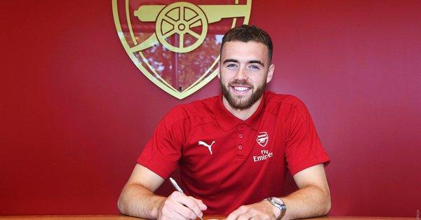 Чеймберс продлил контракт с Арсеналом