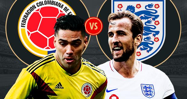 Колумбия — Англия: анонс и прогноз матча ЧМ-2018