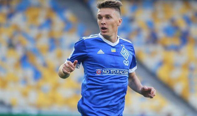 Сергей Сидорчук, ФК Динамо