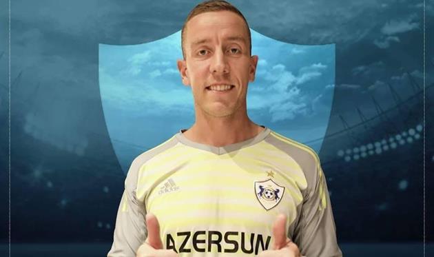 Карабах подписал основного кипера сборной Исландии Халльдоурссона