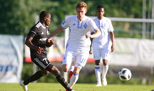 Динамо обыграло Карабах в товарищеском матче