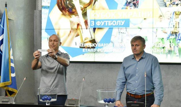 Олег Протасов (слева), фото: ФФУ