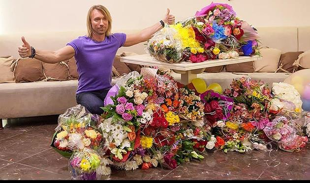Олег Винник, фото из инстаграма артиста