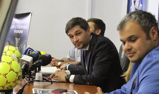 Евгений Дикий (по центру), фото: ФК Черноморец