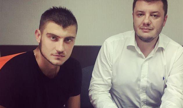 Евгений Бохашвили слева, facebook.com/roman.morozov.378
