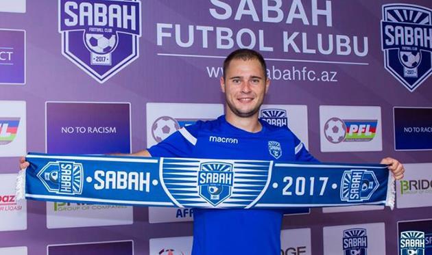 Виталий Квашук, фото ФК Сабах