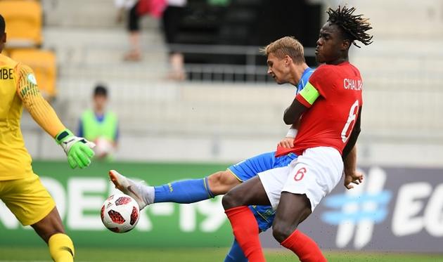 Владислав Супряга сравнял счет, uefa.com