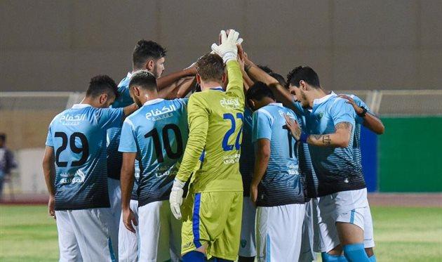 Коваль в дебютном матче за Аль-Фатех пропустил два гола