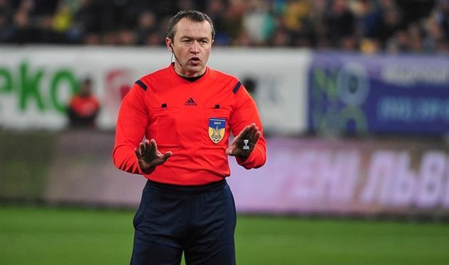 Труханов отстранен от судейства на 4 матча после Суперкубка