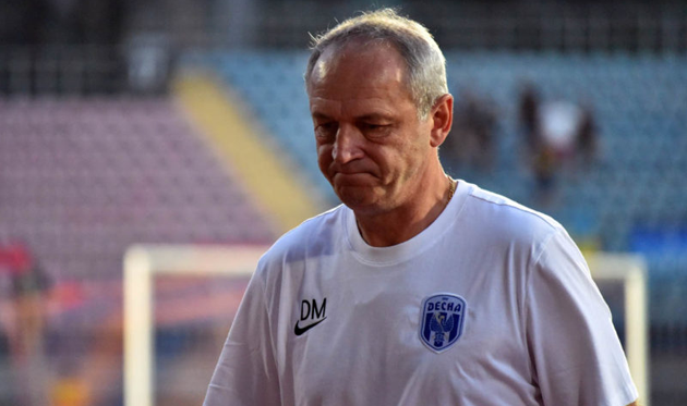 Александр Рябоконь, desna.football