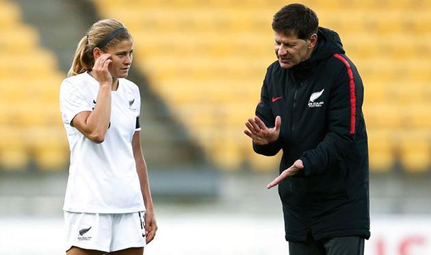 Футболистка и Андреас Хераф, Getty Images
