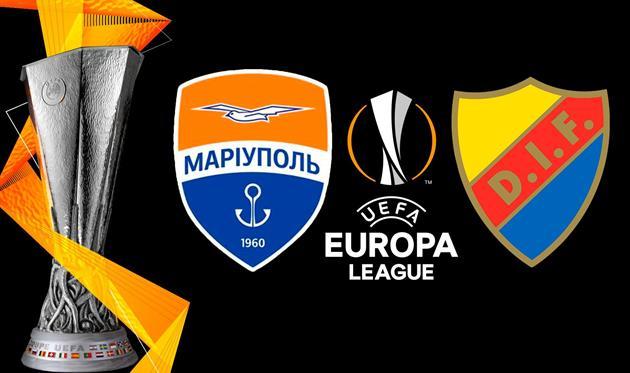 Мариуполь — Юргорден: Прогноз букмекеров на матч Лиги Европы