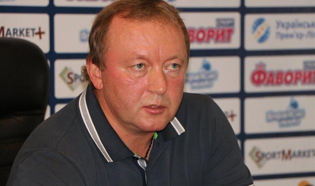 Владимир Шаран, ФК Александрия