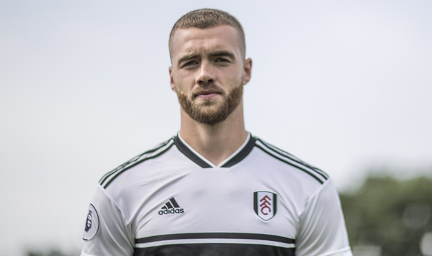 Калум Чеймберс, twitter.com/FulhamFC