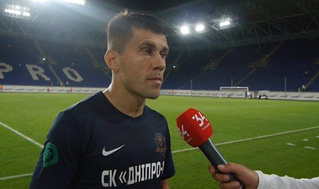 Сергей Кравченко, Днепр-1