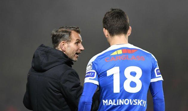 Руслан Малиновский, Voetbal24