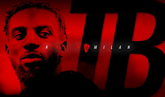 Официально: Милан арендовал Бакайоко с правом выкупа
