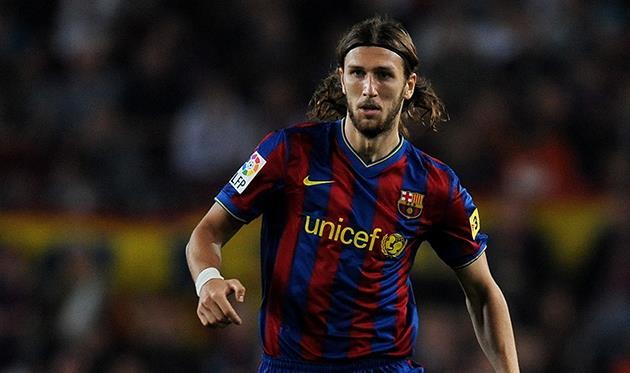 Агент ФИФА: Было понятно, что Чигринский недостаточно хорош для Барселоны