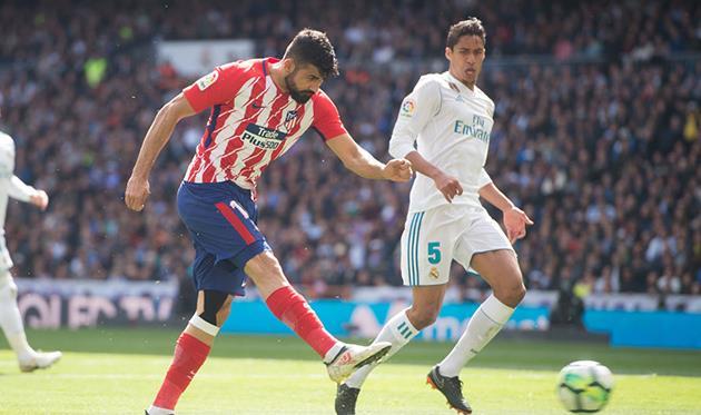 Реал - Атлетико, Getty Images