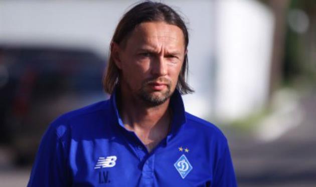 Игорь Костюк, ФК Динамо