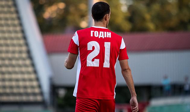 Годин вернулся в Металлург З и провел 160-й матч за клуб