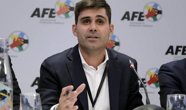 Давид Агансо, AS