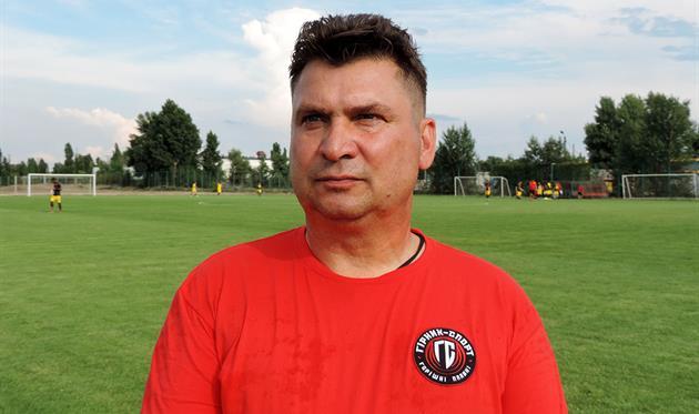Сергей Пучков, ФК Горняк-Спорт