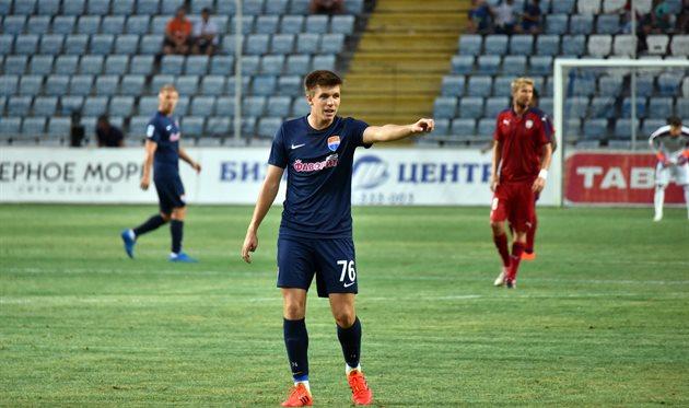 Александр Пихаленок, ФК Мариуполь